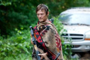 Daryl Walking Dead Poncho