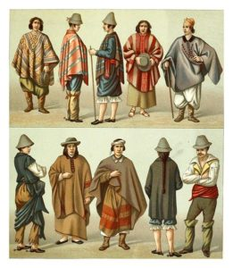 history-of-the-poncho
